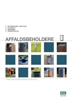 Katalog for G9 Affaldsbeholdere